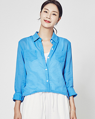 (2SBL108) 컬러 워싱 셔츠